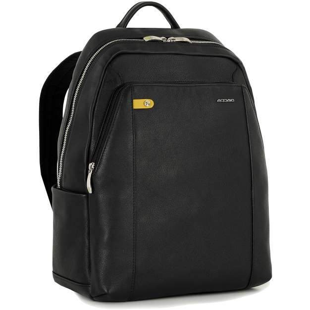 Leather Backpack Ergonomic Soft Leather